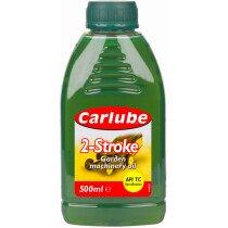 Tetrosyl XLN501 Carlube 2-Stroke Garden Machinery Oil 500ml