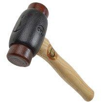 "Thor 01-014 Rawhide Hammer Size 3 44mm (1.3/4"") 1230g (3lb) THO14"