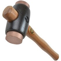 """Thor 04-316 Copper Hammer Size 4 50mm (2"""") 2950g (6.1/2lb) THO316"""