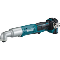 Makita TL064DWAE 10.8v CXT Cordless Angle Impact Driver with 2 Batteries