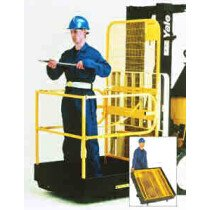 Top-Tec AFAP-2M Large 2 Man Folding Access Platform