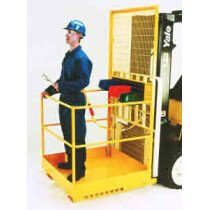 Top-Tec ECONACCESS 2 Man Economy Access Platform - ECON EAP