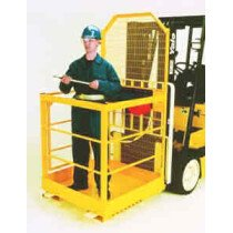 Top-Tec MK4ACCESS 1 Man Mounted Access Platform - MK4