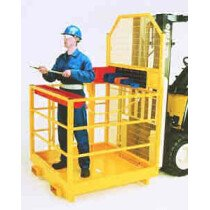 Top-Tec MK5ACCESS 2 Man Mounted Access Platform - MK5