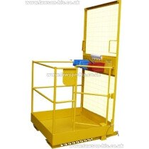 Top-Tec MK3ACCESS 2 Person (400KG) Gated Access Platform