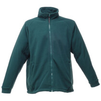 "Regatta TRA644 Mens XL (44"" Chest) Omicron II Fleece Jacket Waterproof Breathable - Bottle Green"