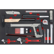 Teng Tools TTEPS12 12 Piece EVA General Service Tool Set
