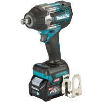 Makita TW007GD203 40v XGT Impact Wrench with 2x 2.5ah Batteries in Makpac Case