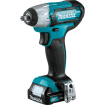 Makita TW140DWAE 12V Max Impact Wrench CXT with 2 x Batteries & Charger