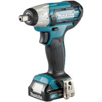 Makita TW141DWAE 12v MAX CXT Impact Wrench with 2 x 2Ah Batteries