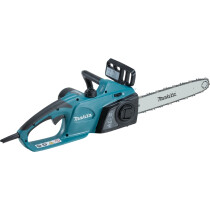 Makita UC4041A 240v 1800w 40cm Electric Chainsaw with Toolless Tension Adjustment
