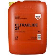 Rocol 52083 Ultraglide X5 - Total Protection Slideway Lubricant 20ltr