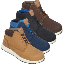 Himalayan Urban Leather Lightweight Metal Free Safety Boot S3 SRC