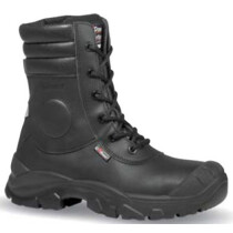 Upower RR70314 Black Water Resistant High Boot S3 CI SRC Metal Free Thinsulate
