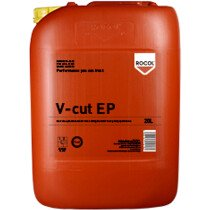 Rocol 51533 V-Cut EP Value-Engineered Extreme Pressure (EP) Water-Mix Cutting Fluid 20ltr