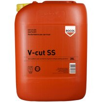 Rocol 51523 V-Cut SS Value-Engineered Semi-Synthetic Cutting & Grinding Fluid 20ltr