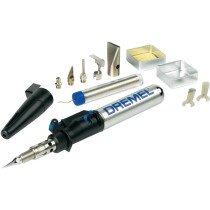 Dremel F0132000JA Versa-Tip Gas Blow Torch 2000-6 With 7 Accessories