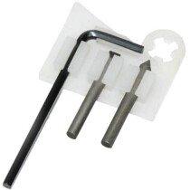 Vitrex GOT002 Tip Set for Grout Tool VITGOT002