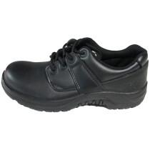 V12 Footwear VR500 Challenger S1 Safety Shoe Black (Size 3)