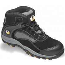 V12 Vtech VS360 Track EN20345 S1 Black Nubuck Safety Trainer Boot