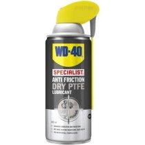 WD40 44395 Specialist Dry PTFE Lubricant Aerosol 400ml