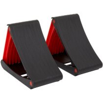 Sealey WCF01 Folding Wheel Chocks - Pair