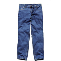 Dickies WD1693 Blue Stonewashed Work Jeans