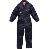Dickies WD2360R Lined Coverall Navy Blue