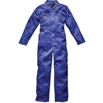 Dickies WD4839 (Tall) Zip Front Redhawk Boilersuit Coverall