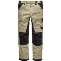 """Dickies WD4901 GDT Premium Trouser - 34"""" Waist, Tall Leg - Stone - Clearance Price!"""