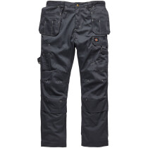 """Dickies WD801 Redhawk Pro Trouser - Waist 40"""", Short Leg - Grey - Special Clearance Item!"""