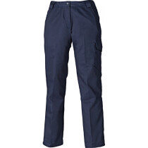 Dickies WD855 Redhawk Ladies' Trousers - Navy Blue - Size 20 - Clearance Item