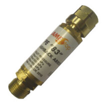 "Wescol 0241-040 Type 83 Flashback Arrestor for Fuel Gas (3/8""BSP Left Hand Thread)"