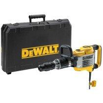 DeWalt D25902K-LX SDS Max Demolition Hammer In Kitbox 110V