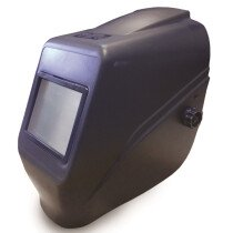 Stephens Itex Black Prince Welding Helmet Shield complete with 110x90mm lens