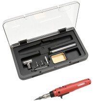 Weller WP3EU Gas Soldering Iron Set - Piezo WELWP3EU