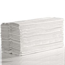 Star Tissues CFW2 Centre-Fold White Hand Towel Premium 210x330mm 2 Ply (Case of 2400)