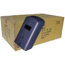 """JSP Consort Welding Hand Screen Shield 4.1/4""""x2"""" 108x50mm (Carton of 30)"""