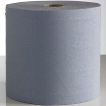 Lawson-HIS WRB28400 Wiper Roll Blue 1800 Sheets 2Ply (Carton of 2)