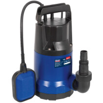 Sealey WPC150A Submersible Water Pump Automatic 167ltr/min 230V