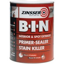 Zinsser ZN7020001E1 Primer - Sealer B.I.N® 500ml ZINBIN500