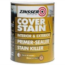 Zinsser ZN7080001E1 Cover Stain® Primer 500ml ZINCSP500
