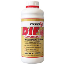 Zinsser ZINDIF1L DIF® Wallpaper Stripper Concentrate 1 Litre