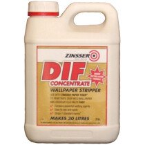Zinsser ZINDIF25L DIF® Wallpaper Stripper Concentrate 2.5 Litres
