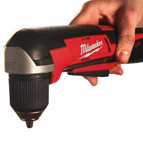 Milwaukee C12RAD-202B 12v Cordless Angle Drill (2x2.0Ah)