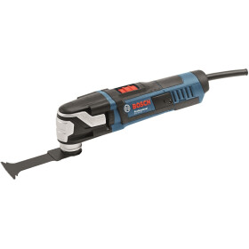 Bosch GOP 55-36L 550W Multi-Cutter with 25 Accessories in L-Boxx