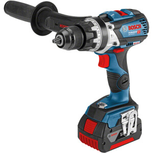 Bosch GSR18V-85C 18v Drill Driver (Body Only) Connection ready in L-Boxx