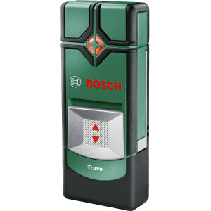 Bosch Truvo Multi Detector - Detects Live Electrical Cable / Metal at up to 7cm Deep