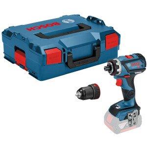 Bosch GSR 18V-60 FCC Body Only 18V Flexiclick Drill/Driver in L-Boxx