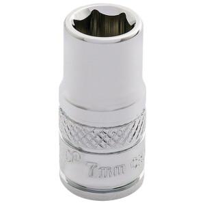 """32562 Draper 1//4/"""" Square Drive Hi-Torq 6 Point Socket 10mm"""